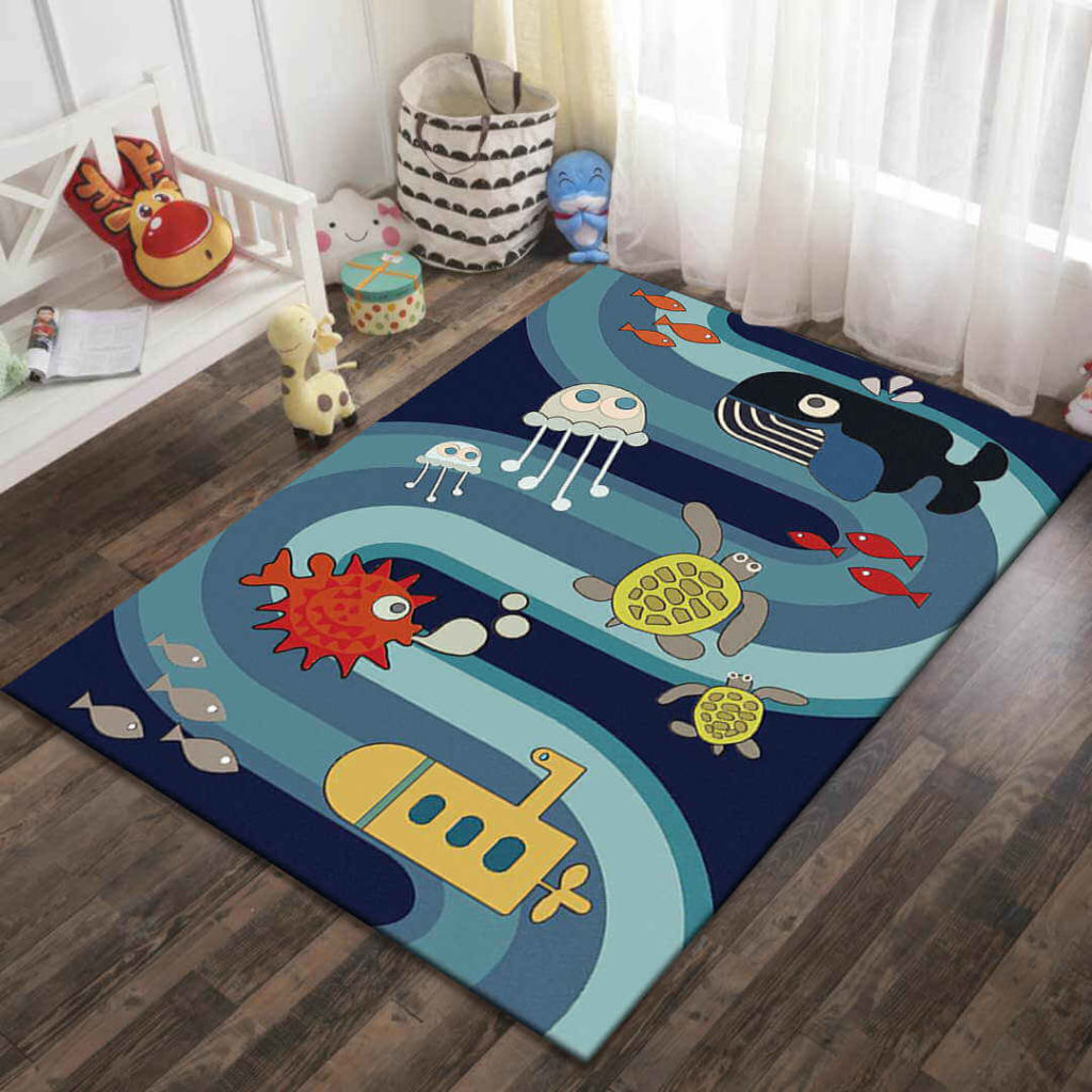 Comfortable Rugs for kids