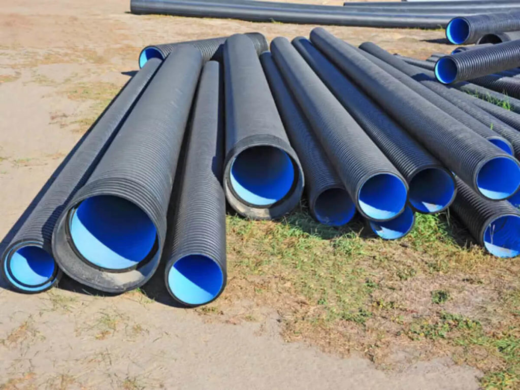 Types of plumbing pipes; Chlorinated poly vinyl chloride