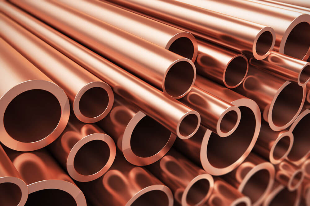 Types Of Plumbing Pipes: Copper