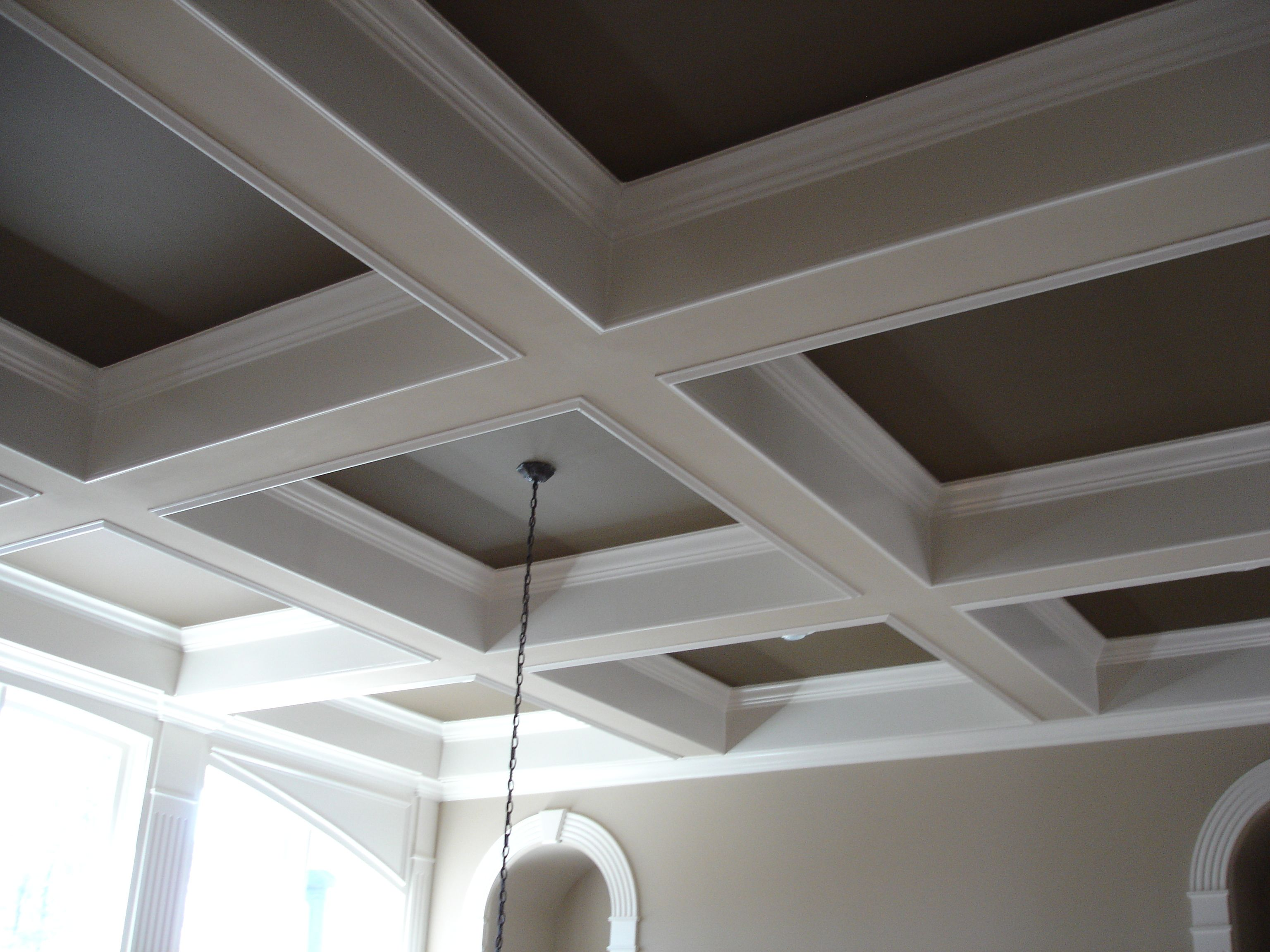 Traditional Box Ceiling