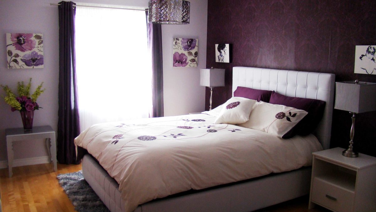Make Your Bedroom Look Beautiful With These Bedroom Color Ideas