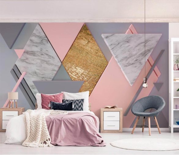 Wallpaper Design For Bedroom