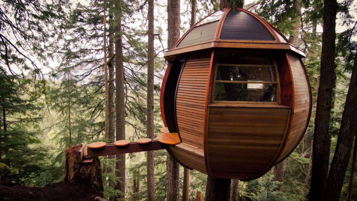 Incredible Tiny Homes: 10 Fancy Tiny Houses in The World