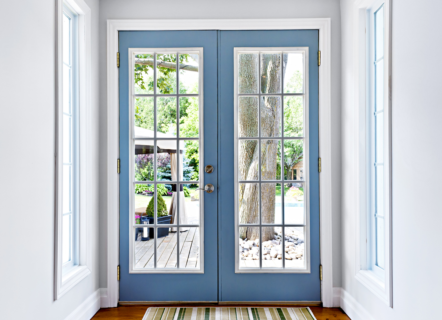 French Or Hinged Doors