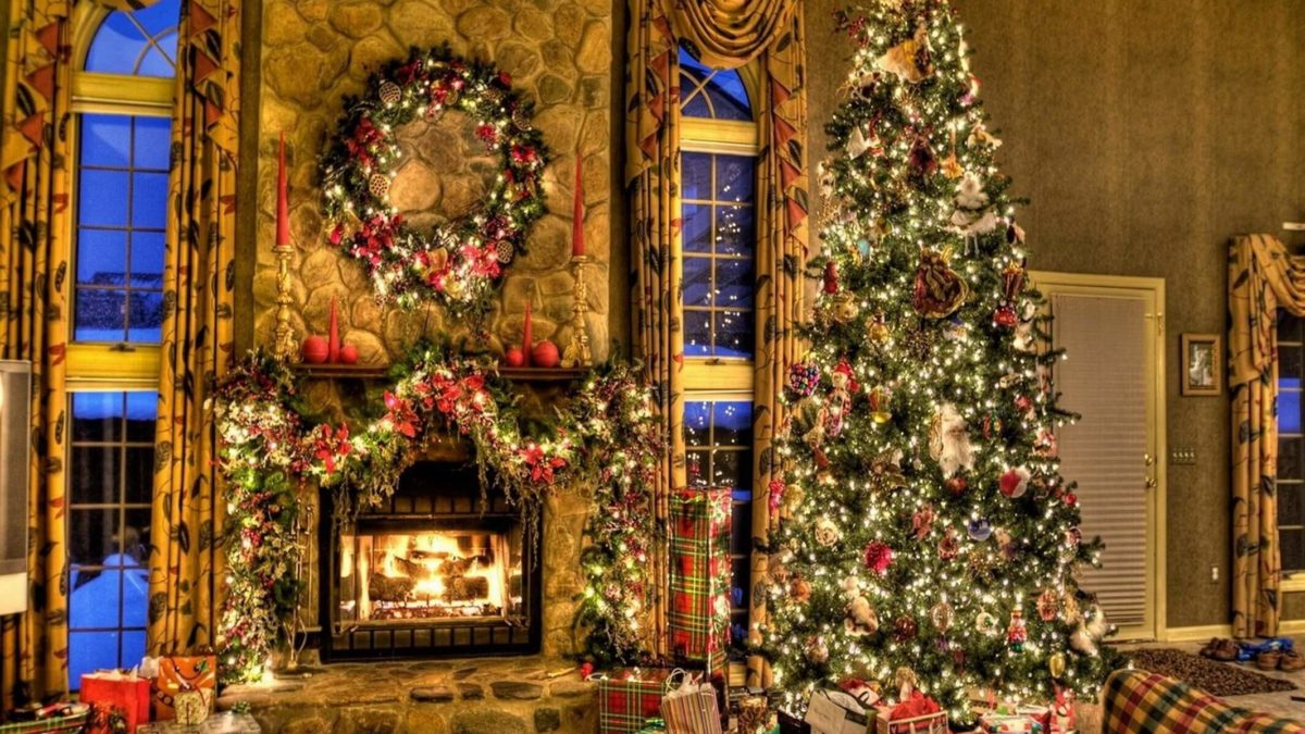 17 Show-stopping Christmas Lights Room Decorations Ideas