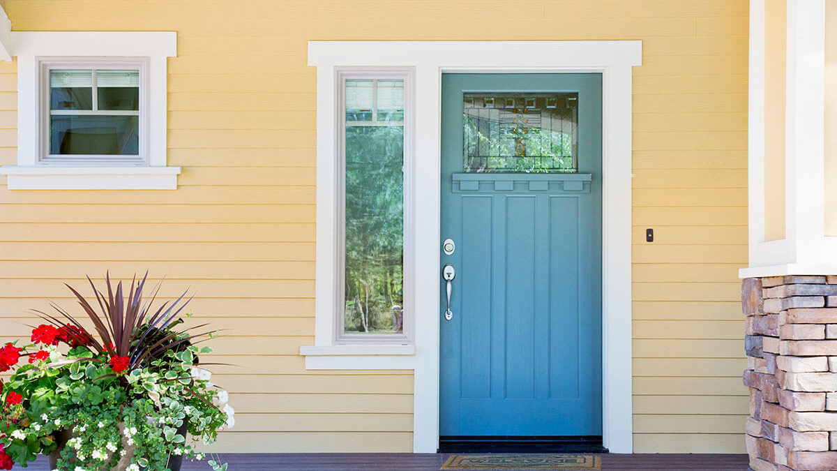 Try These Beautiful Color Options For The Front Door Of Your Home