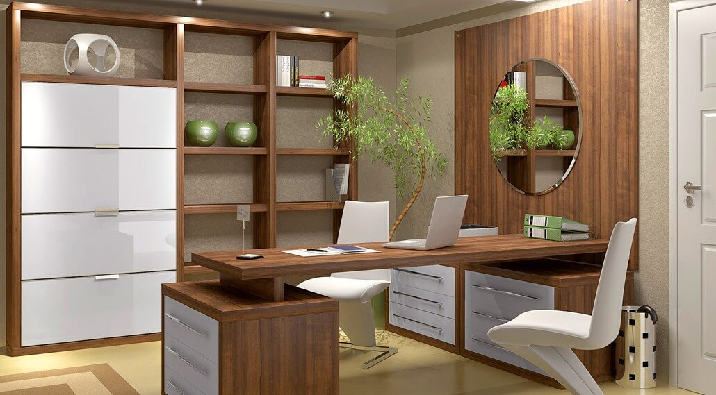 How to design Home office