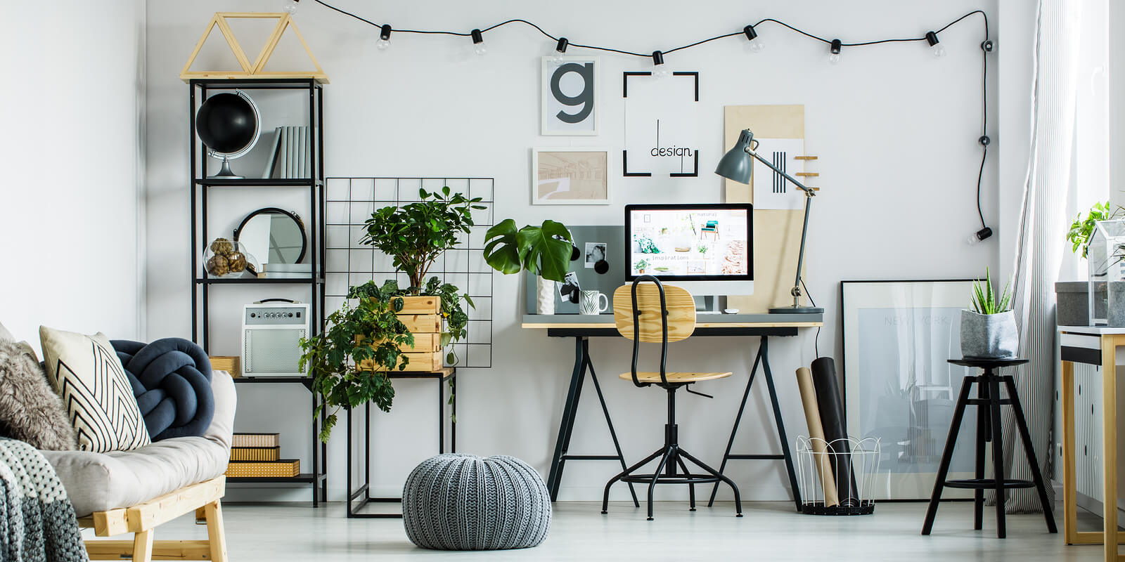 choose a good location for home office
