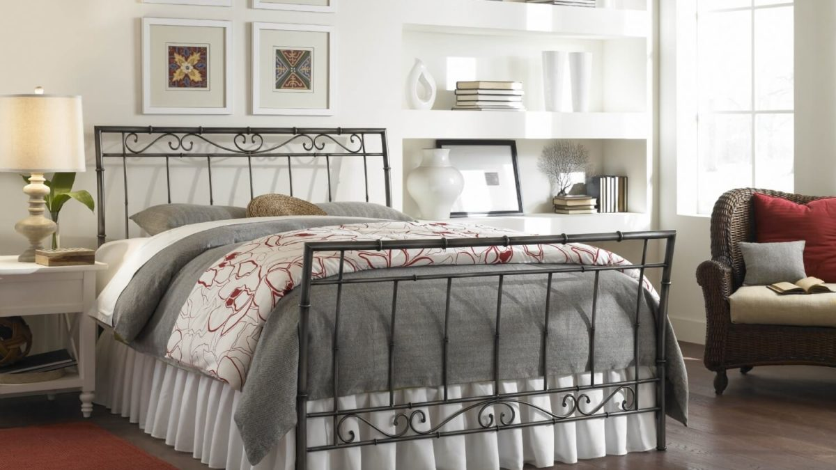 10 Metal Bed Ideas That Will Restructure Your Bedroom