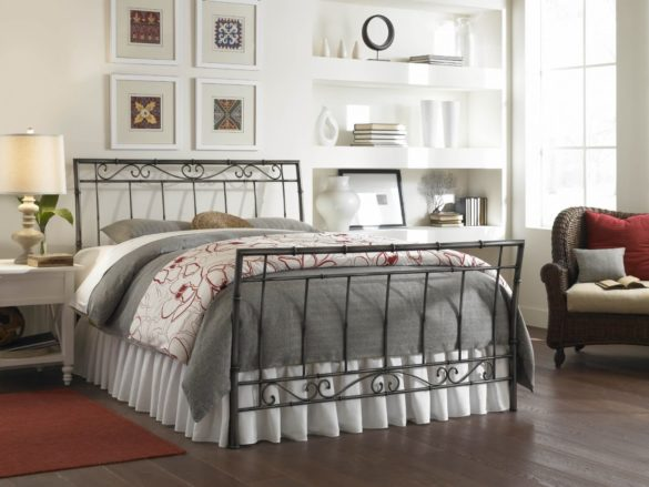 metal bed ideas