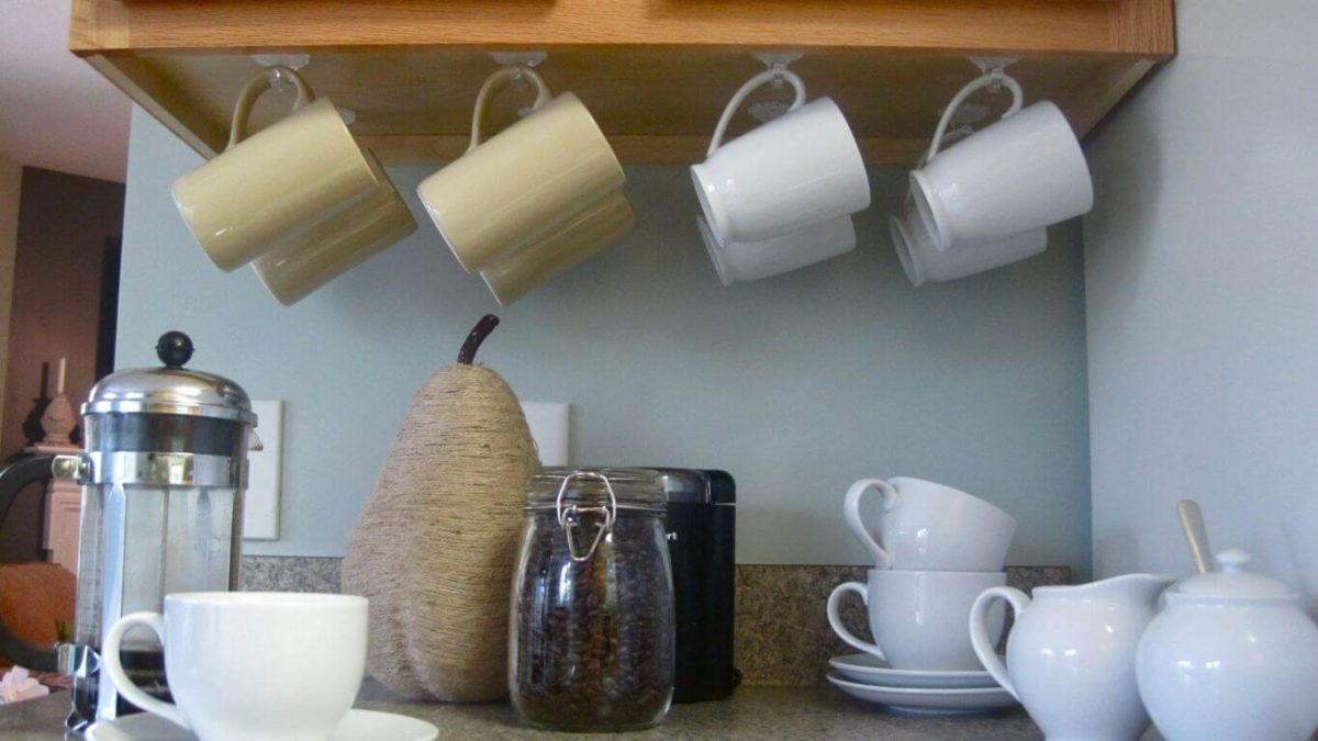 Make the Best of Every Inch with 15+ Small Kitchen Storage Ideas