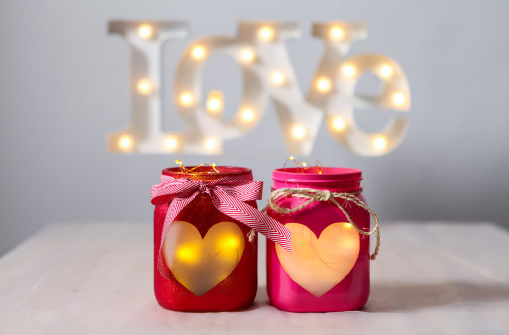 10+ Quick and Cute Valentine Decoration Ideas to Celebrate the Love