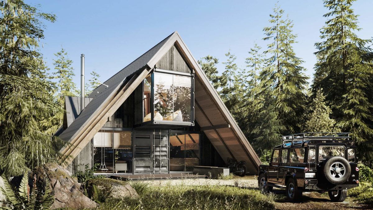 7 Basic Queries Solved on A-Frame House Style