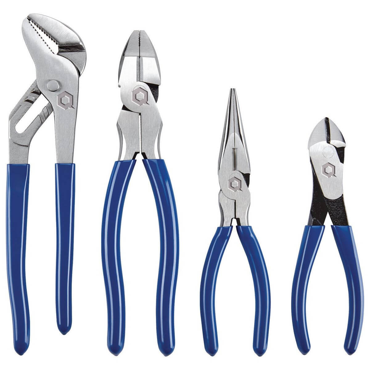 Pliers used for plumbing tools and equipment