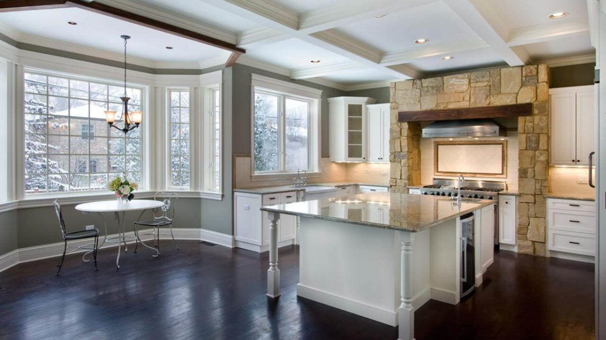 Kitchen Bay Window: An Overview Of Its Design Types