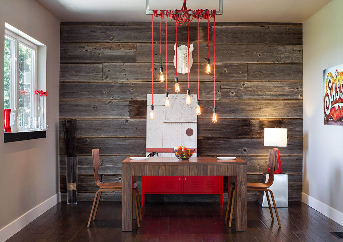 Spice up the Dining Area