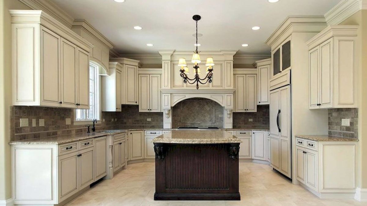 How To Design Your Best Kitchen With Antique White Cabinets: Know It Today