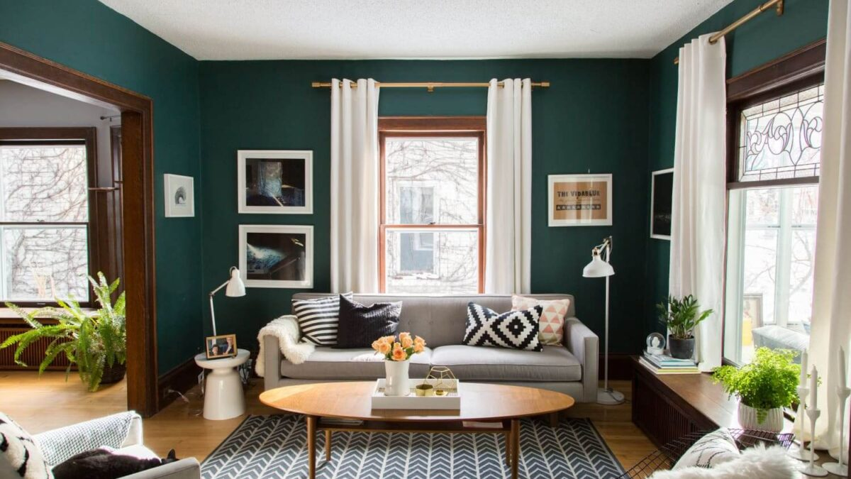 Colors That Go With Green: Enhance Your Walls Now With Them