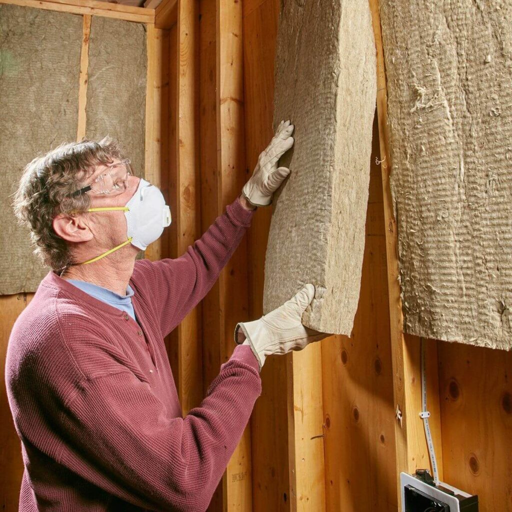 how to insulate a crawl space