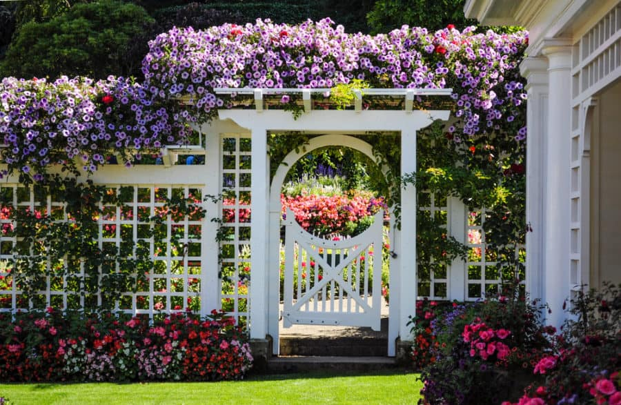 7 Attractive Wood Gate Ideas To Transform Your Yard And Property!!