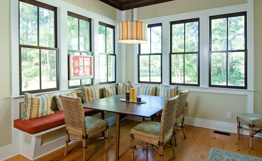 How Energy Efficient Windows Create a Thermal Envelope in Your Home