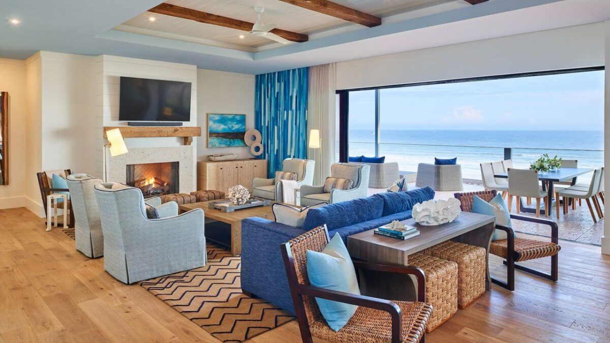 Why Nautical Interior Design Is a Must for Ocean Lovers?