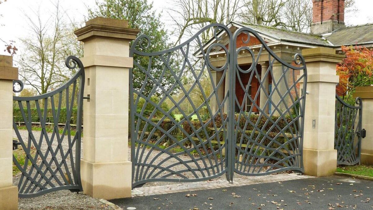 Main Gate Designs: 21+ Amusing Front Gate Design to Transform Your Entrance Area