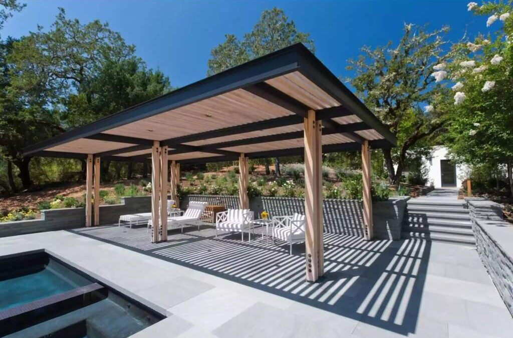 Top 20+ Stylish Covered Patio Ideas to Transform Your Outdoor Space!