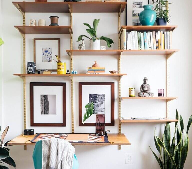 Wall Mounted Shelving Ideas: Décor Your Home with Them