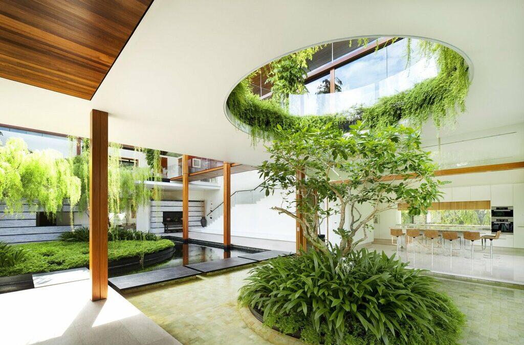 6 Secrets to Achieving a Beautiful Indoor Landscape
