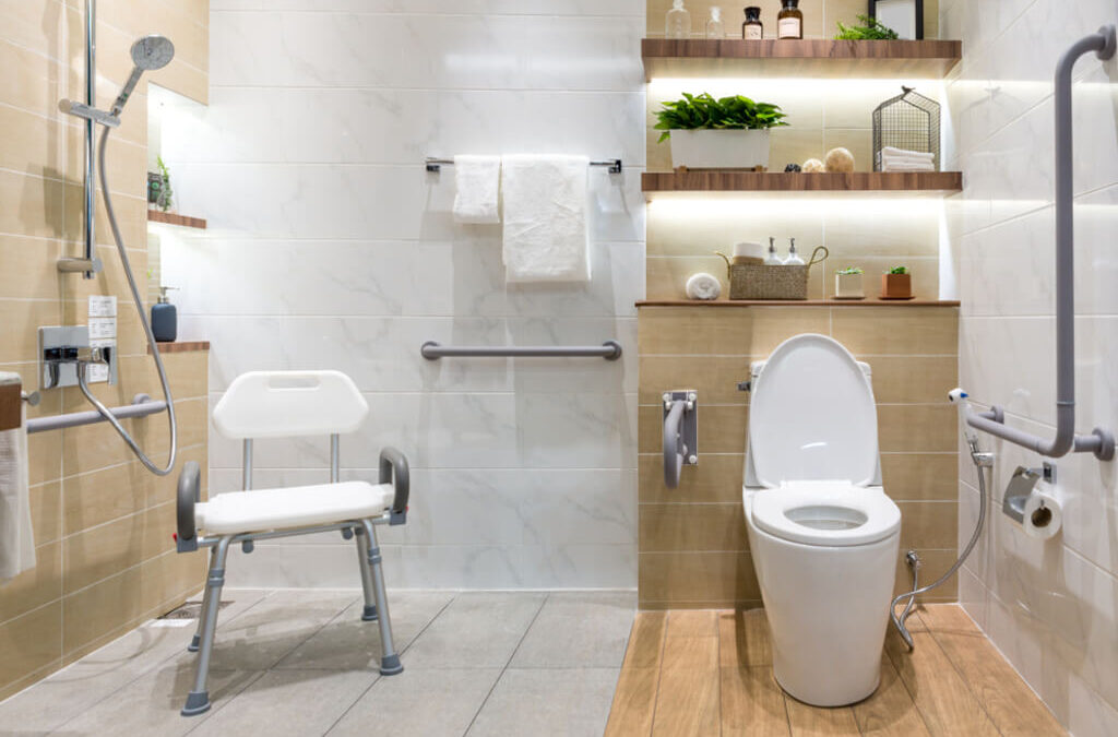 ADA Bathroom Layout: Things To Consider When Designing an Accessible Bath