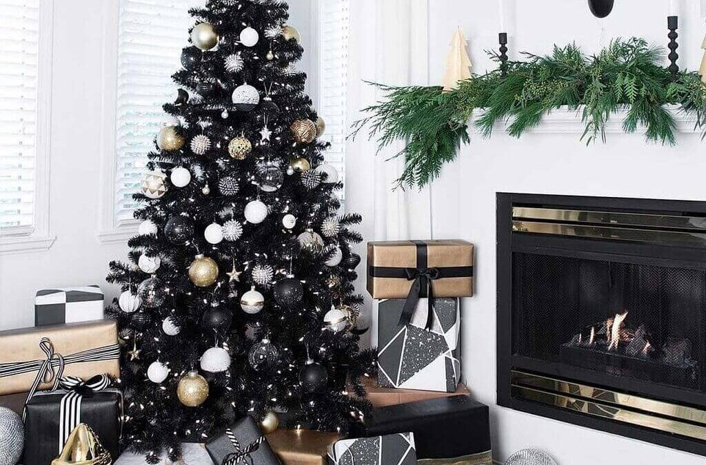 Black Christmas Tree Ideas: Select the Best One for your House