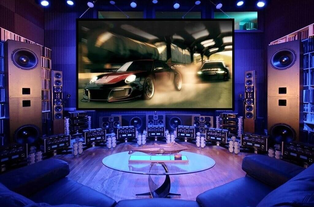 Gaming Room Ideas That Will Rule 2021