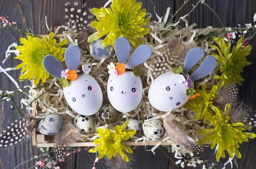 18 Unique Easter Decoration Ideas to Beautify your Home