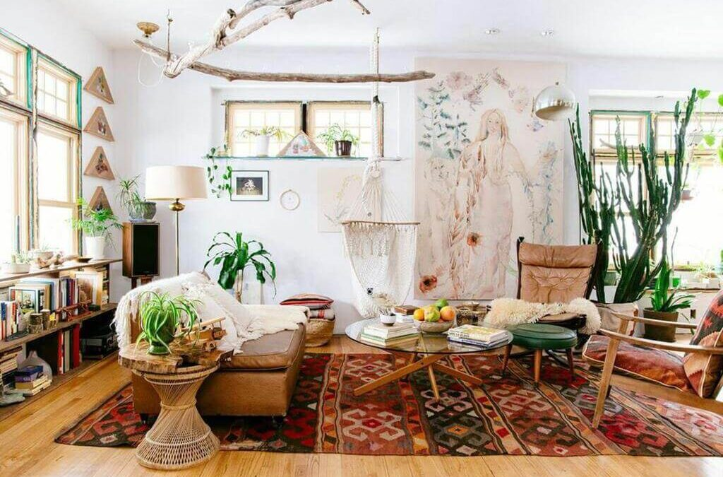 9 Boho Decor Ideas That Are Sure to Inspire