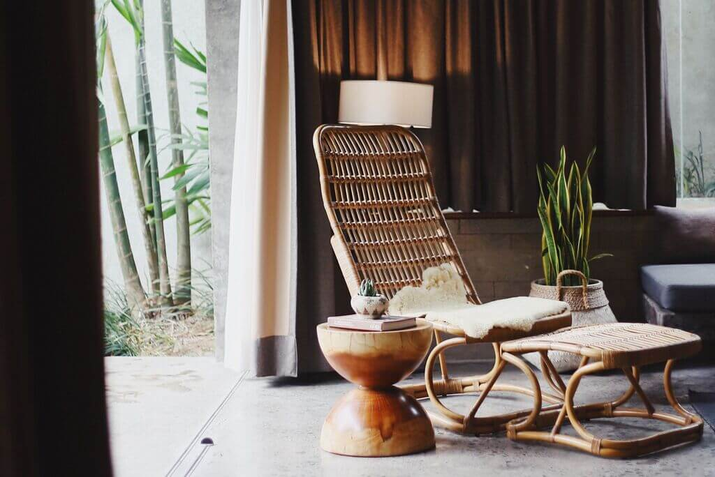 sustainable home decor