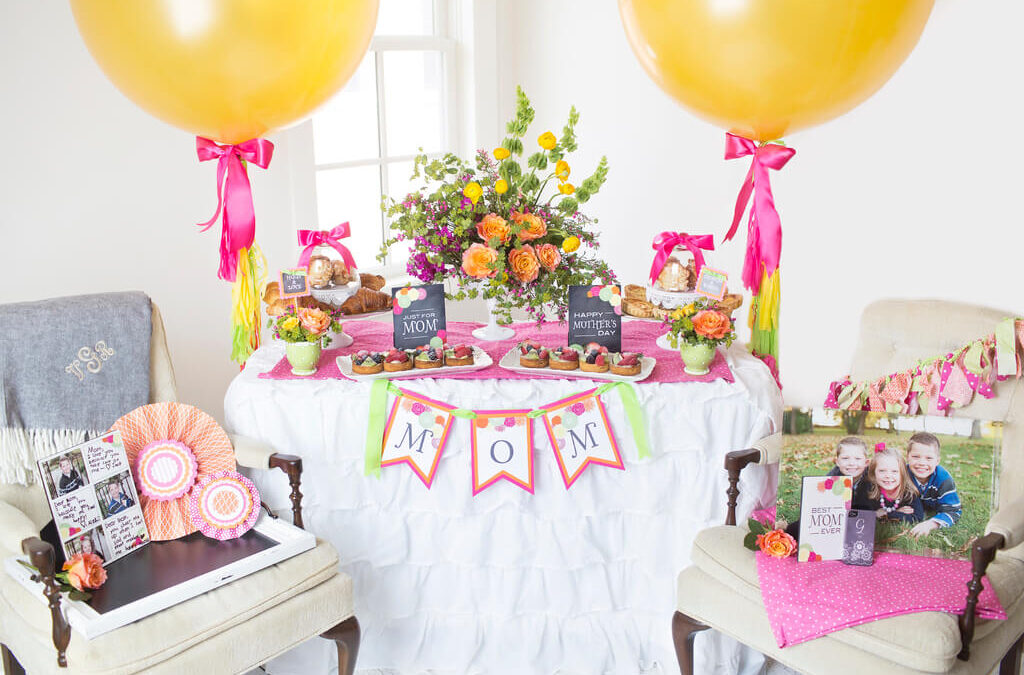 Show Your Mother How Thoughtful You Are with These Mother's Day Decor Ideas