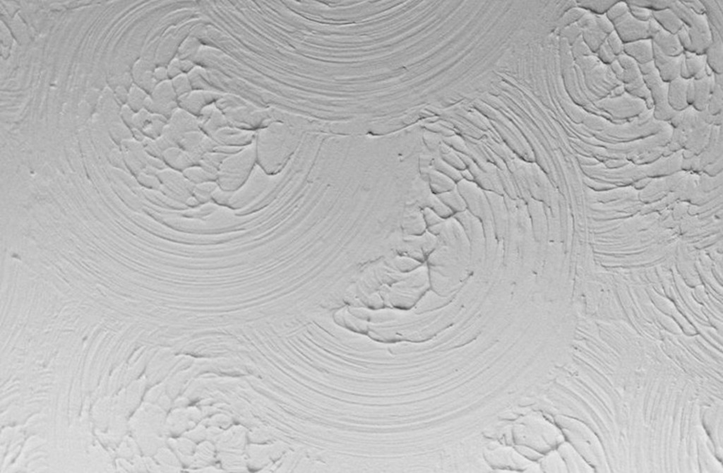 ceiling texture types: Fish Scale