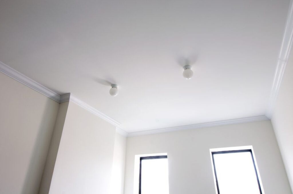 ceiling texture types: Smooth Ceiling Texture