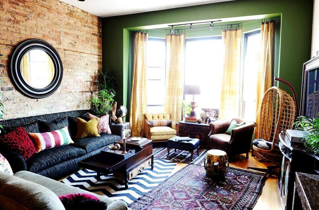 Boho Home Decor: Tips to Make Your Home Look and Feel Like a Work of Art