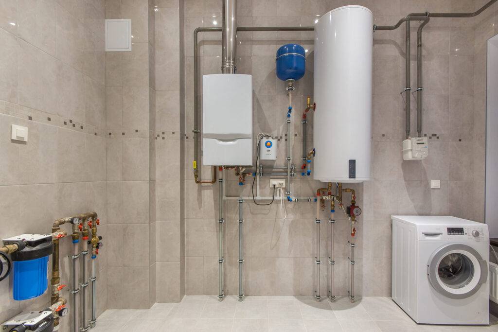 tankless water heater installation Columbus OH