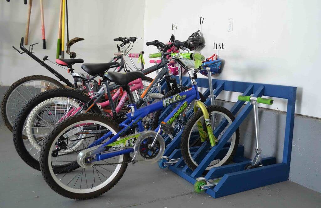 Bike Storage Ideas That Will Make Your Life Easier