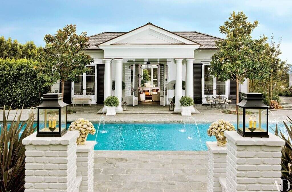 8 Pool House Ideas and Design Inspiration in 2021