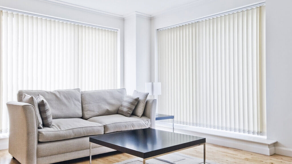 types of window blinds