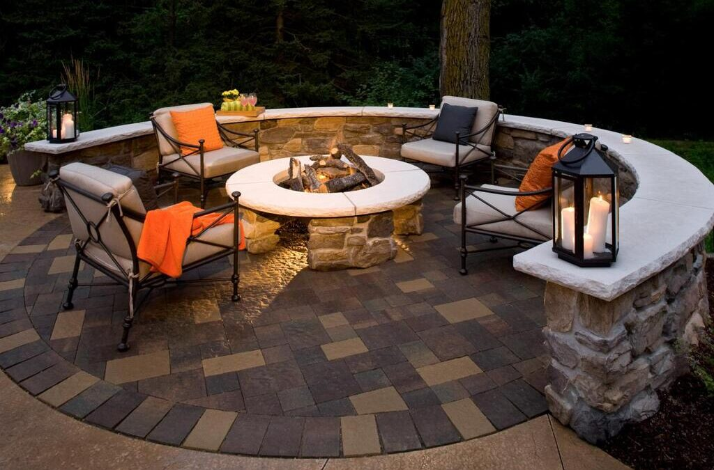Inspiring Paver Patio Ideas That Will Guide You While Redoing The Patio