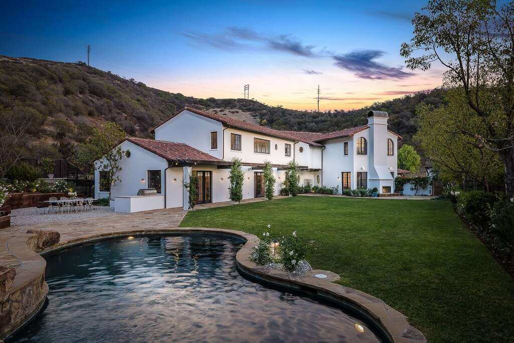 Lauren Conrad's Former Pacific Home: spanish colonial