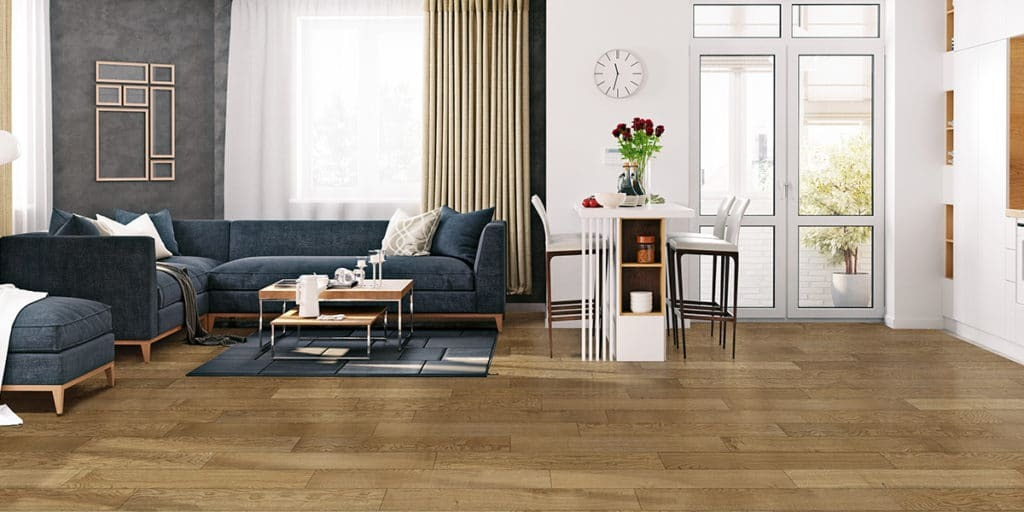 Do Perfect Décor With White Oak Flooring