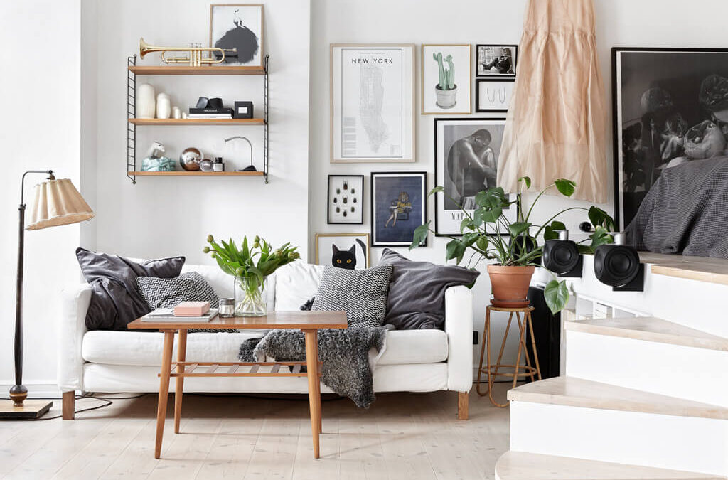 8 Decorating Tips and Tricks That Will Glam Up Your Apartment