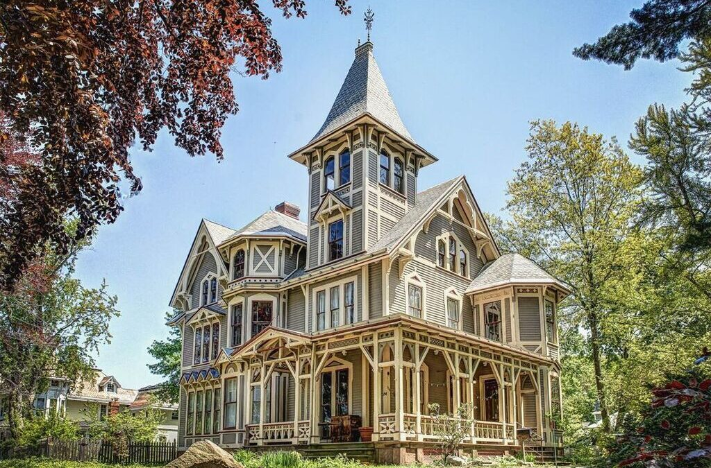 Are You Interested In Gothic Victorian House?